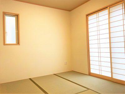 【井田産業】モデルハウス施工例(内装)