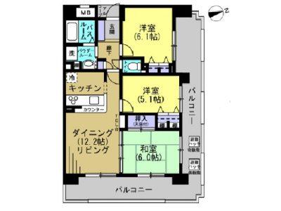 姫路市青山4丁目 中古マンション