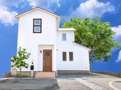 【井田産業】モデルハウス施工例(外観)