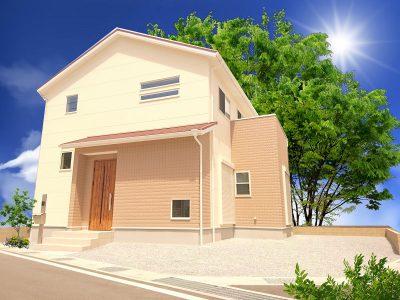 龍野町日飼1号地 モデルハウス
