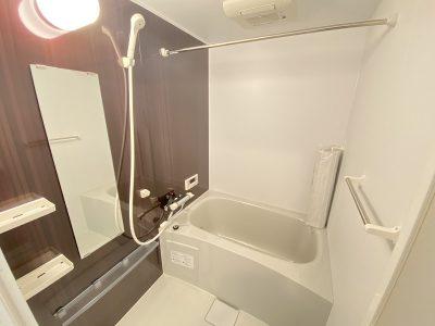 シャワー・ユニットバス新調(内装)