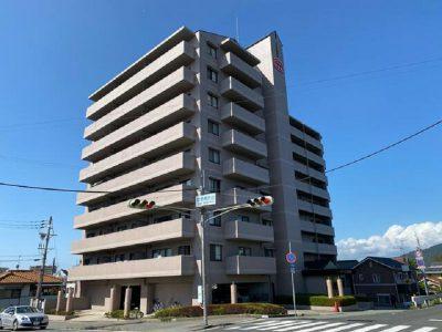 鉄筋コンクリート造10階建(外観)