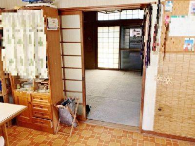 ダイニング続きの和室/8帖(内装)